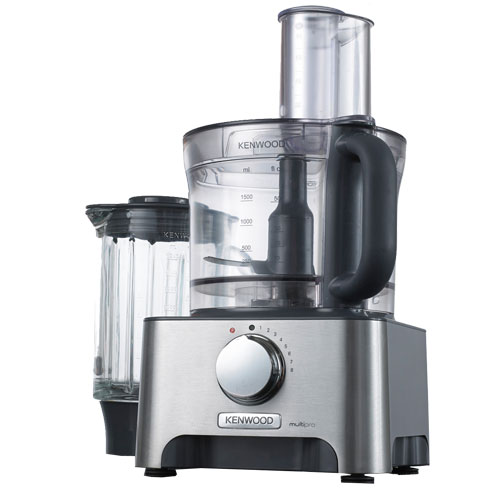 Image of   Kenwood MultiPro foodprocessor - Grå