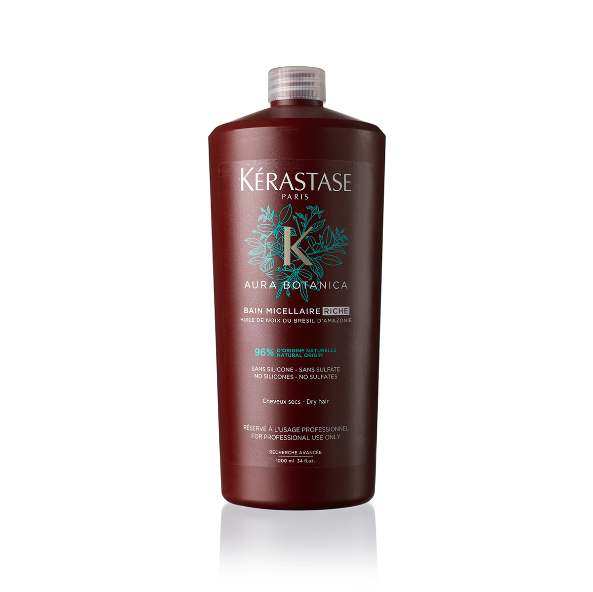 Image of   Kérastase Aura Botanica Riche Shampoo - 1000 ml