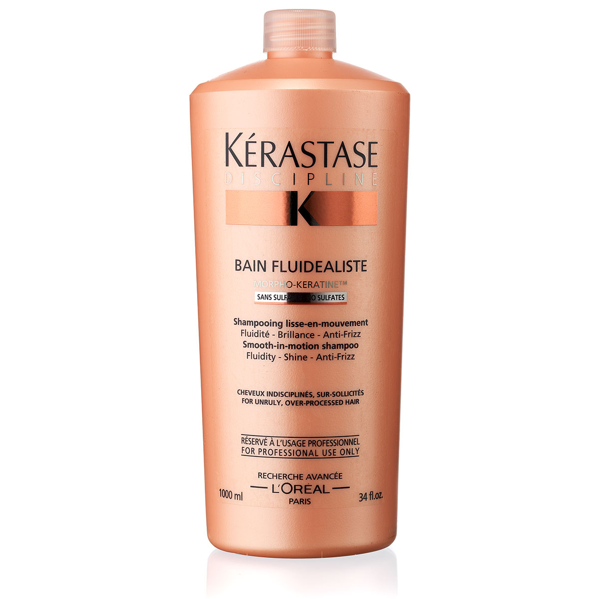 Image of   Kérastase Discipline Fluidealiste Shampoo - 1000 ml