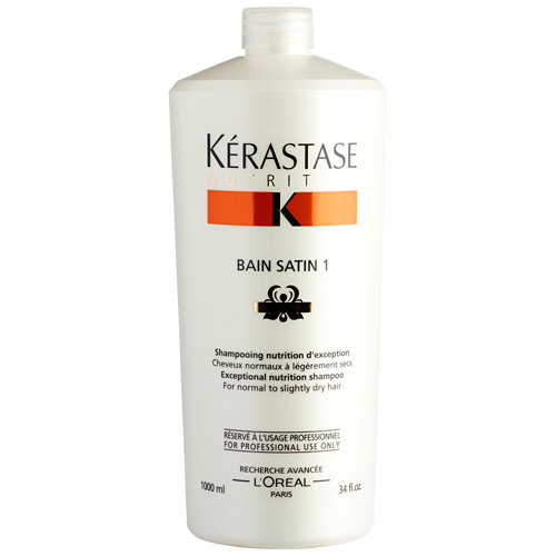 Image of   Kérastase Nutritive Bain Satin Irisome 1 Shampoo - 1000 ml