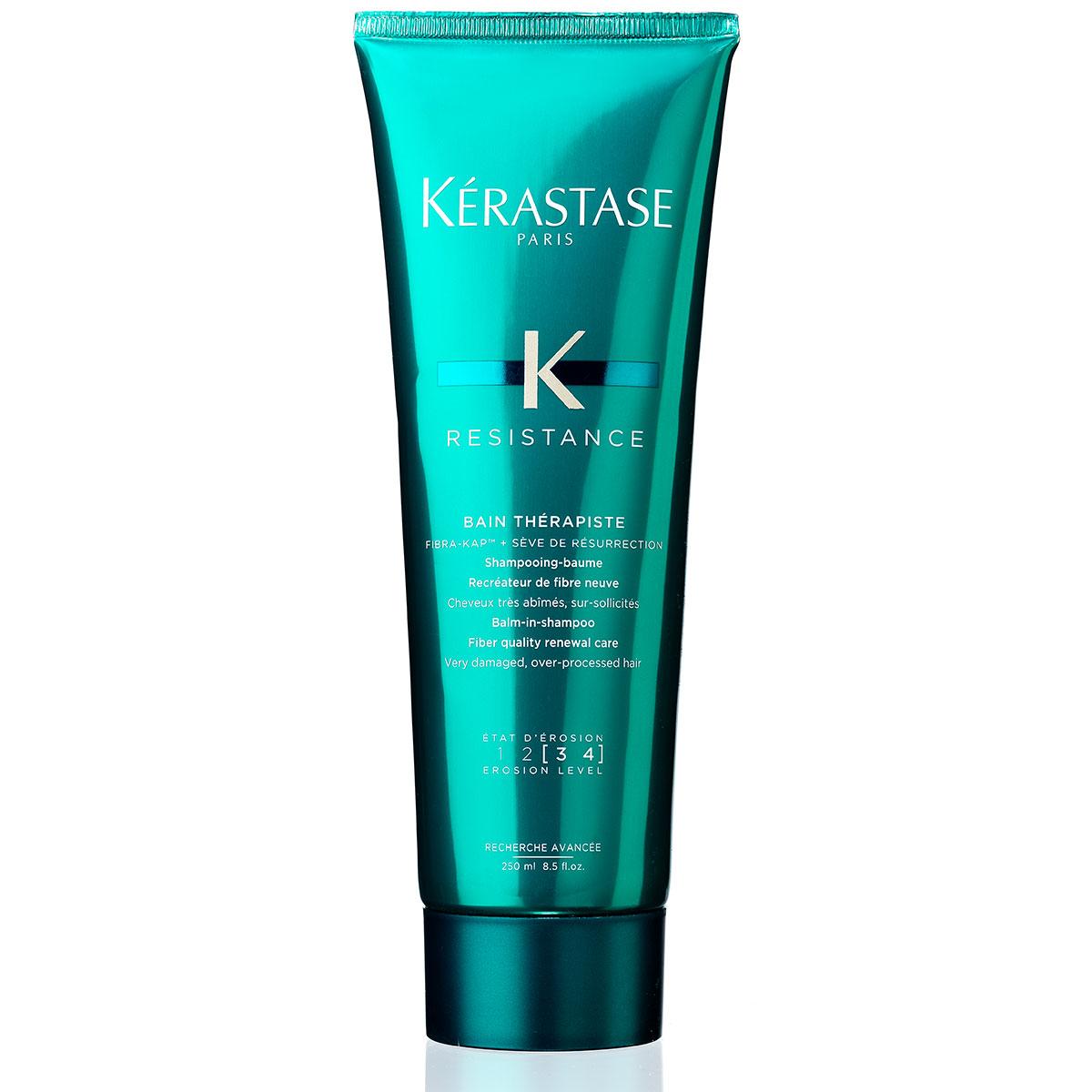Image of   Kérastase Resistance Bain Therapiste Shampoo - 250 ml