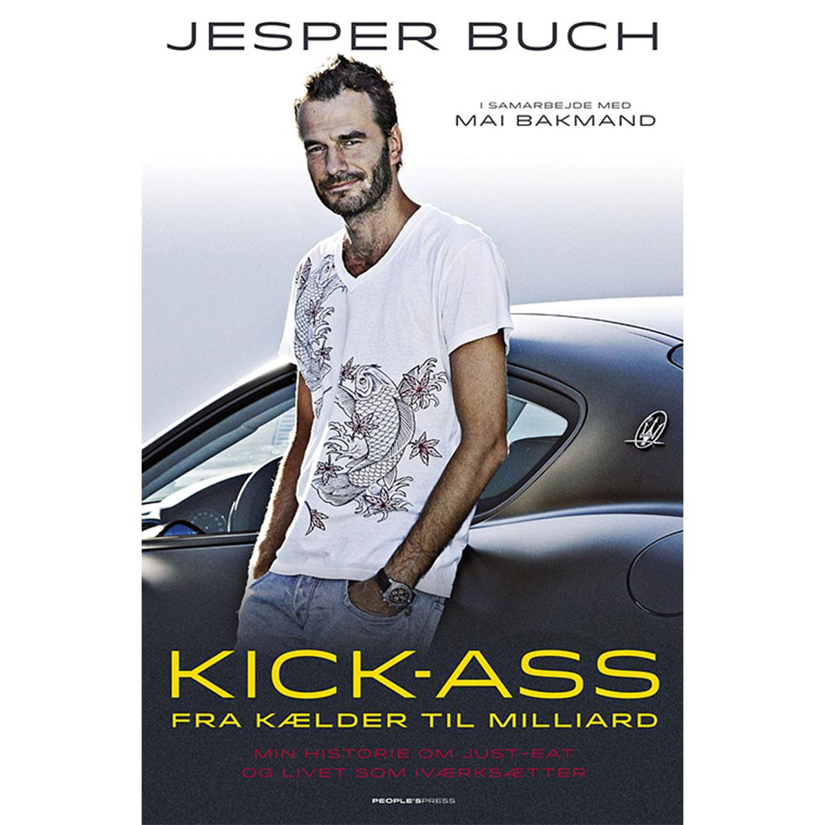 Kick-ass - fra kælder til milliard - Hæftet