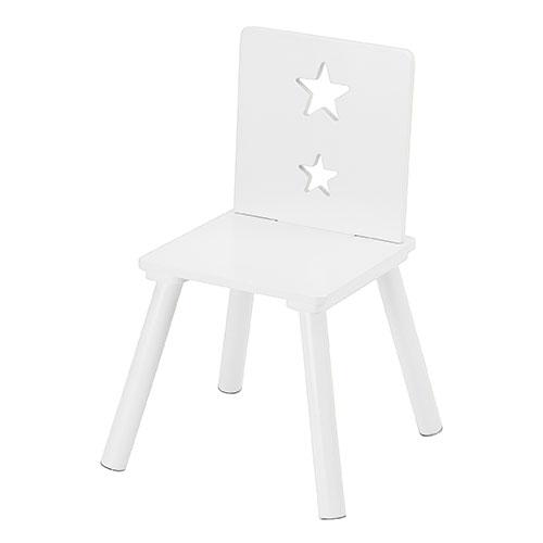 Billede af Kids Concept børnestol - Star - Hvid