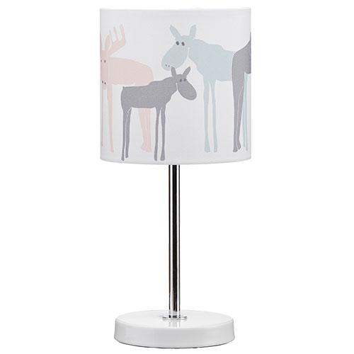 Billede af Kids Concept bordlampe - Edvin - Hvid