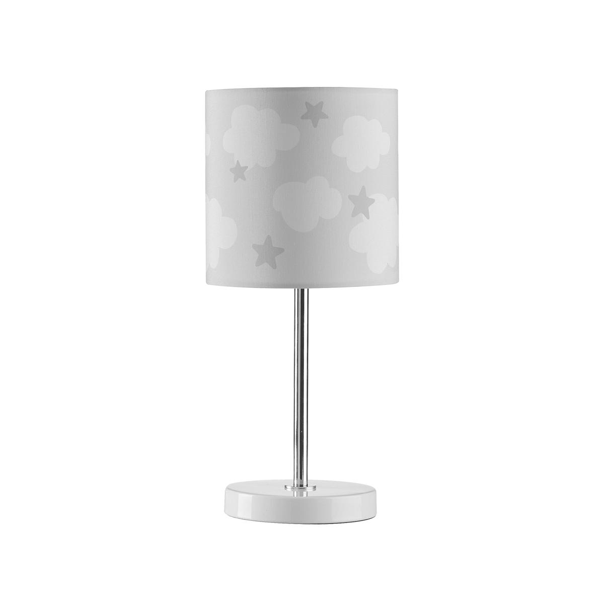 Billede af Kids Concept bordlampe - Star - Grå