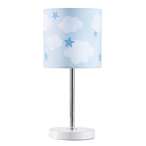 Billede af Kids Concept bordlampe - Star - Lyseblå