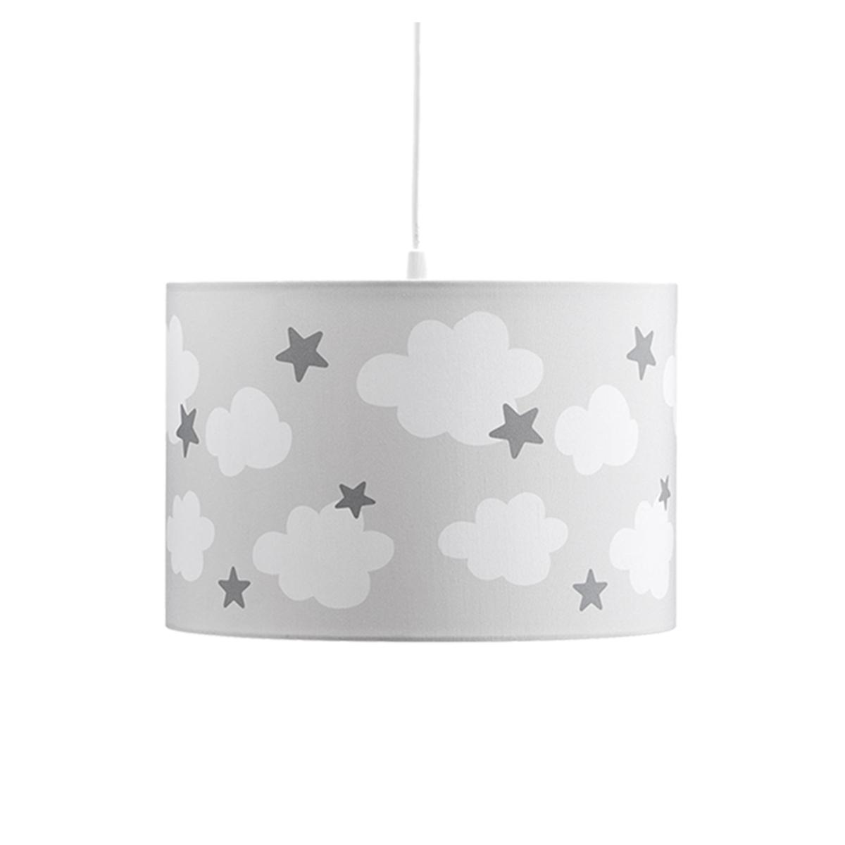 Billede af Kids Concept loftlampe - Star - Grå