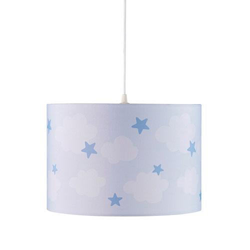 Billede af Kids Concept loftlampe - Star - Lyseblå
