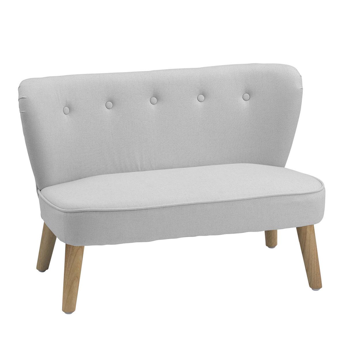 Billede af Kids Concept sofa til børn - Grå
