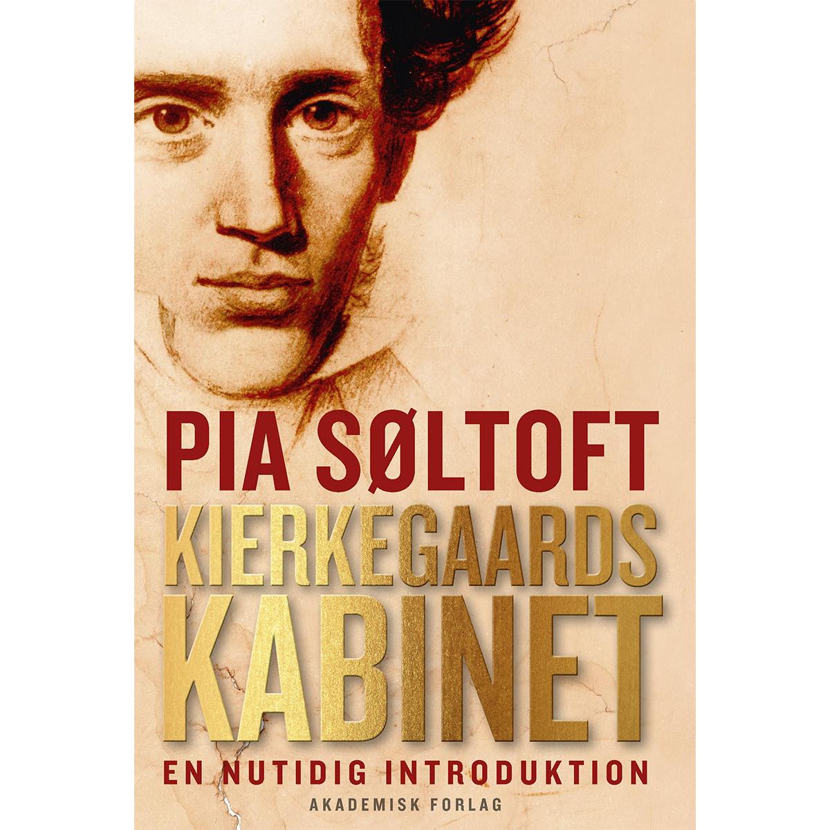 Billede af Kierkegaards kabinet - en nutidig introduktion - Hardback
