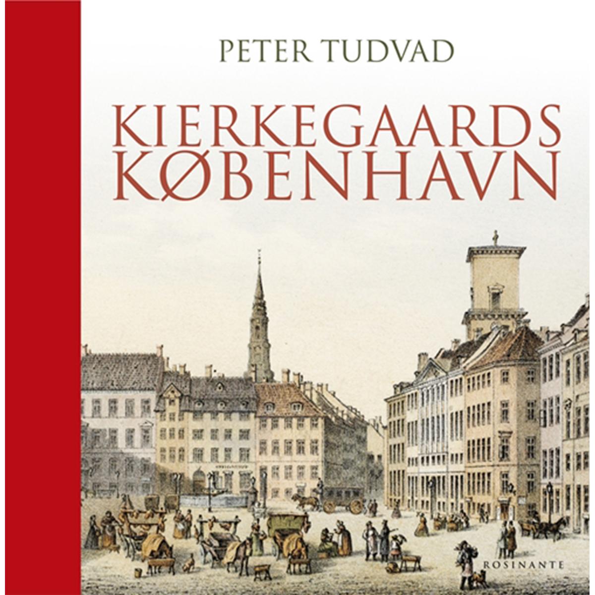 Billede af Kierkegaards København - Indbundet