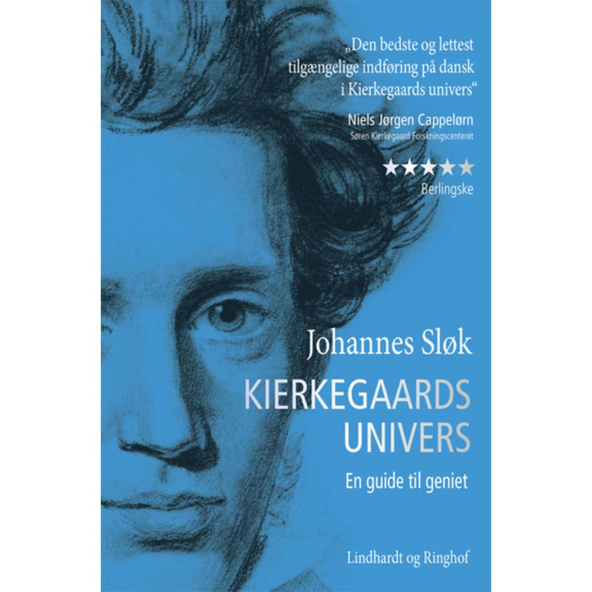 Image of   Kierkegaards univers - en guide til geniet - Indbundet