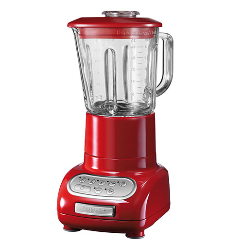 Image of   KitchenAid bordblender - Artisan - Rød