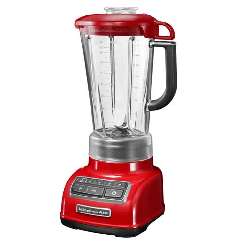 Image of   KitchenAid bordblender - Diamond - Rød