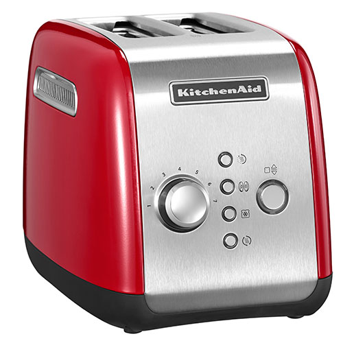 Image of   KitchenAid brødrister - Rød