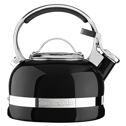 Image of   KitchenAid fløjtekedel - Sort
