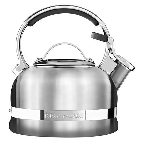 Image of   KitchenAid fløjtekedel - Stål