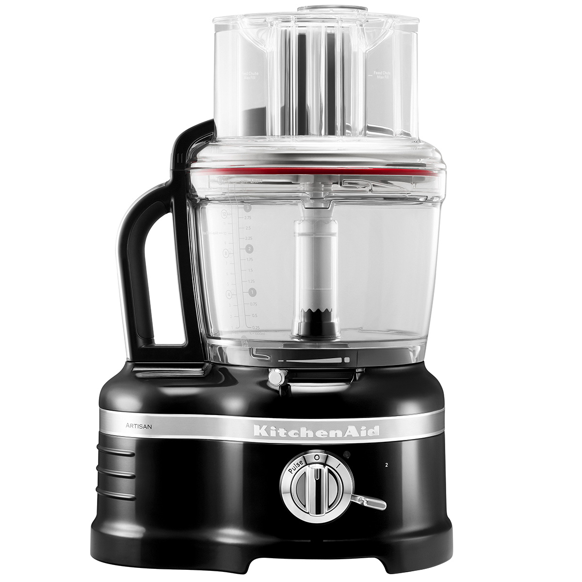 Image of   KitchenAid foodprocessor - Artisan - Sort