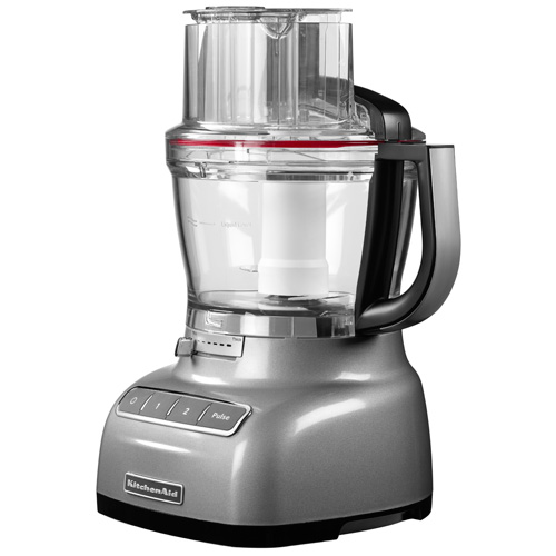 Image of   KitchenAid foodprocessor - Contour Silver