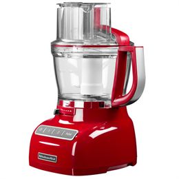 KitchenAid foodprocessor – Rød