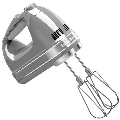 KitchenAid håndmixer - Contour Silver