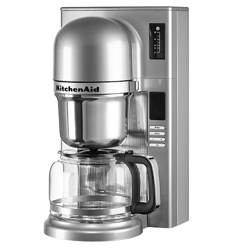 Image of   KitchenAid kaffemaskine - Pour Over - Contour Silver