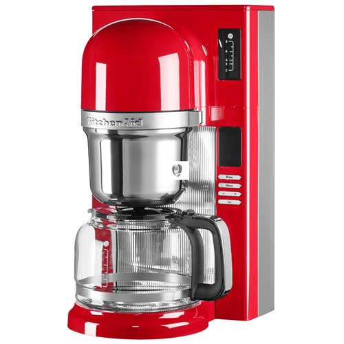 Image of   KitchenAid kaffemaskine - Pour Over - Rød