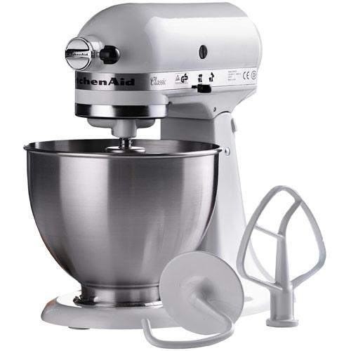 Image of   KitchenAid køkkenmaskine - Classic - Hvid