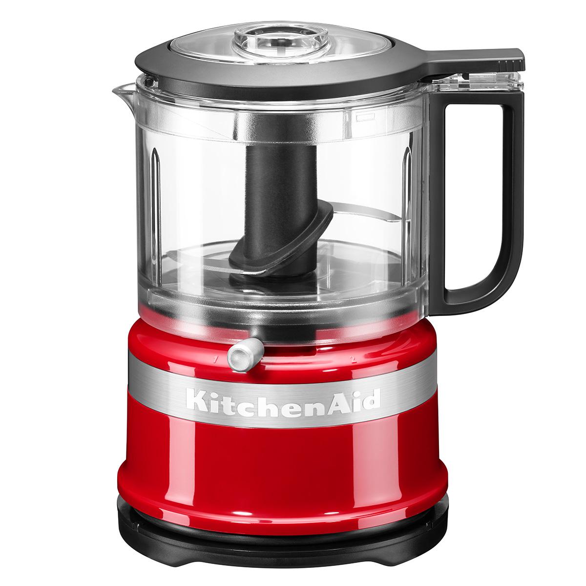 KitchenAid mini-foodprocessor - Classic - Rød