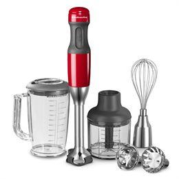 KitchenAid stavblender – Classic – Rød