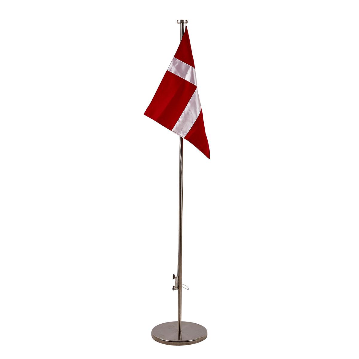 Billede af KJ Collection gulvflag med Dannebrog