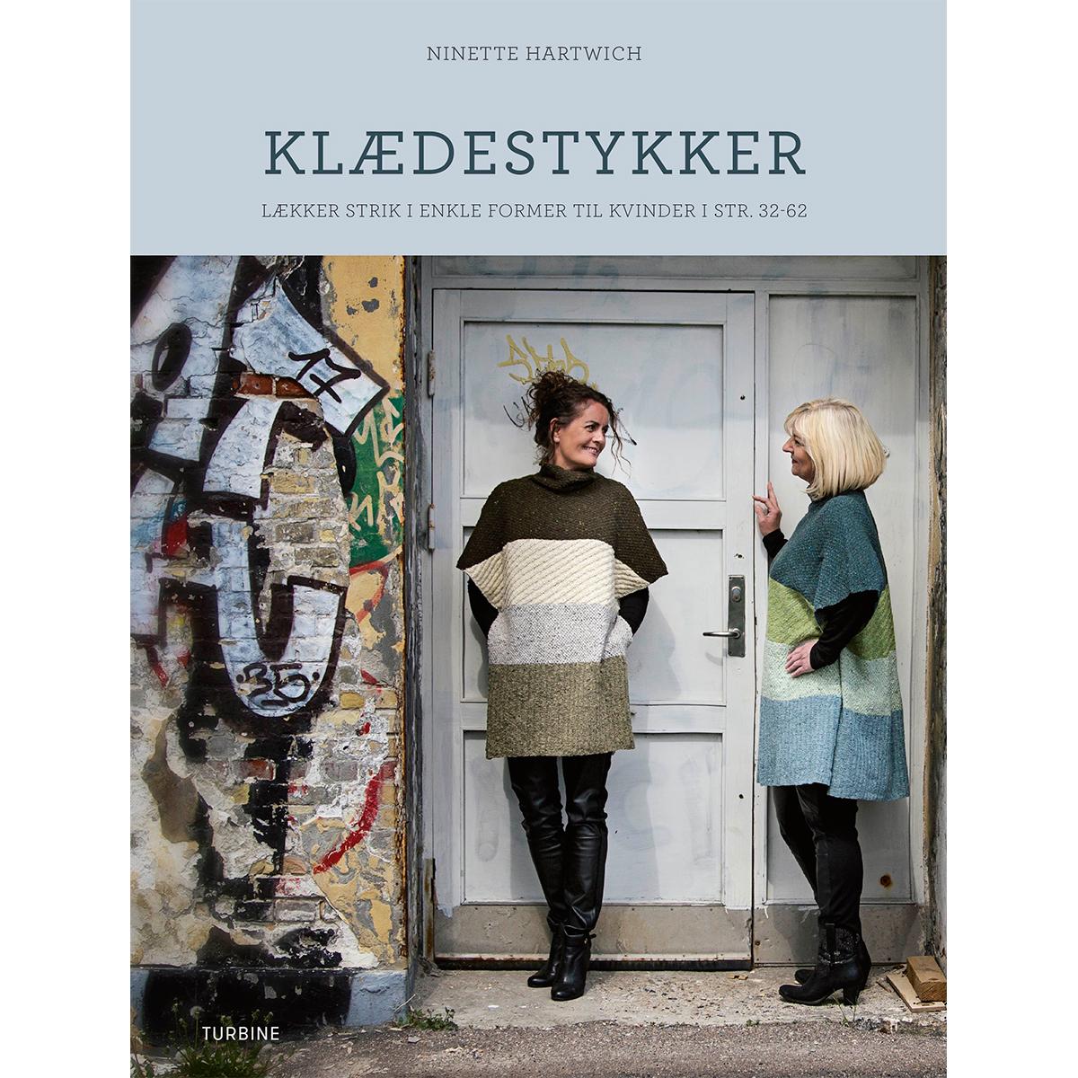 Image of   Klædestykker - Hæftet