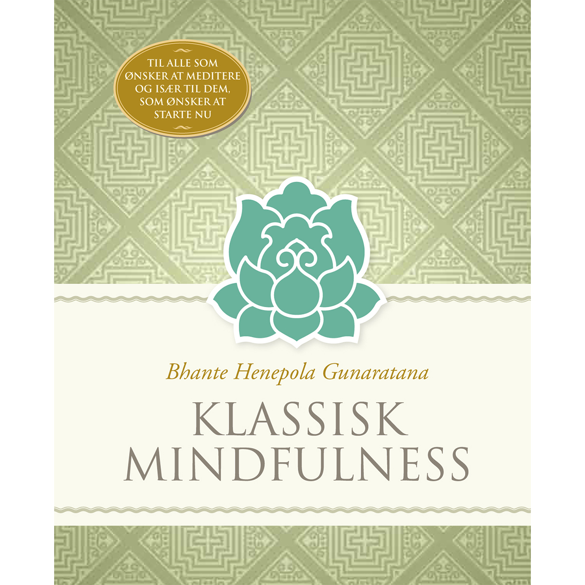Image of   Klassisk mindfulness - Hæftet