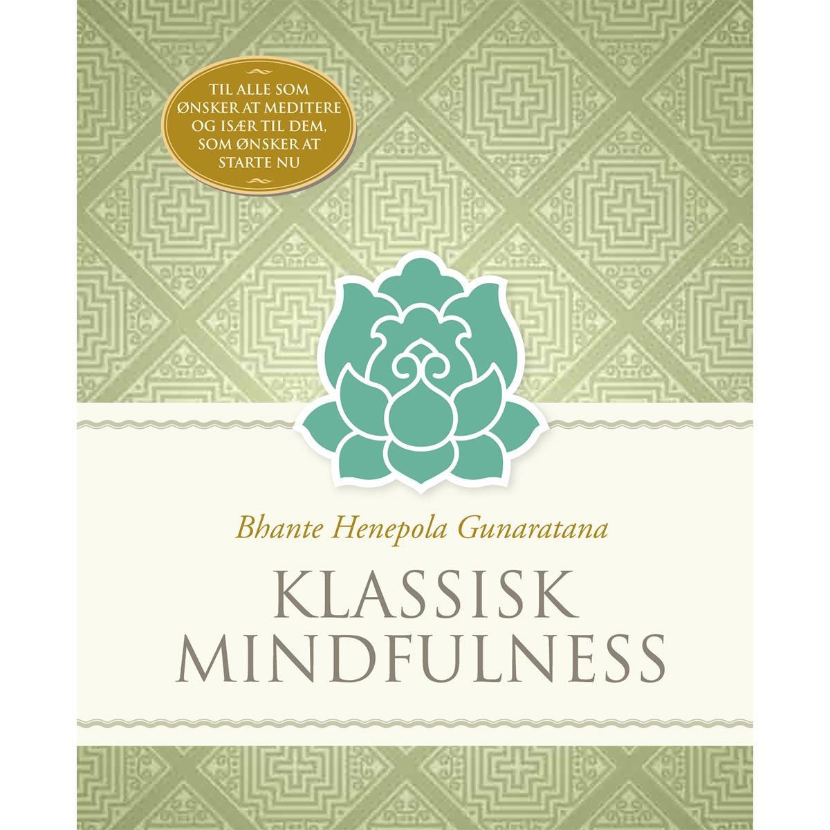 Image of   Klassisk mindfulness - Hæftet