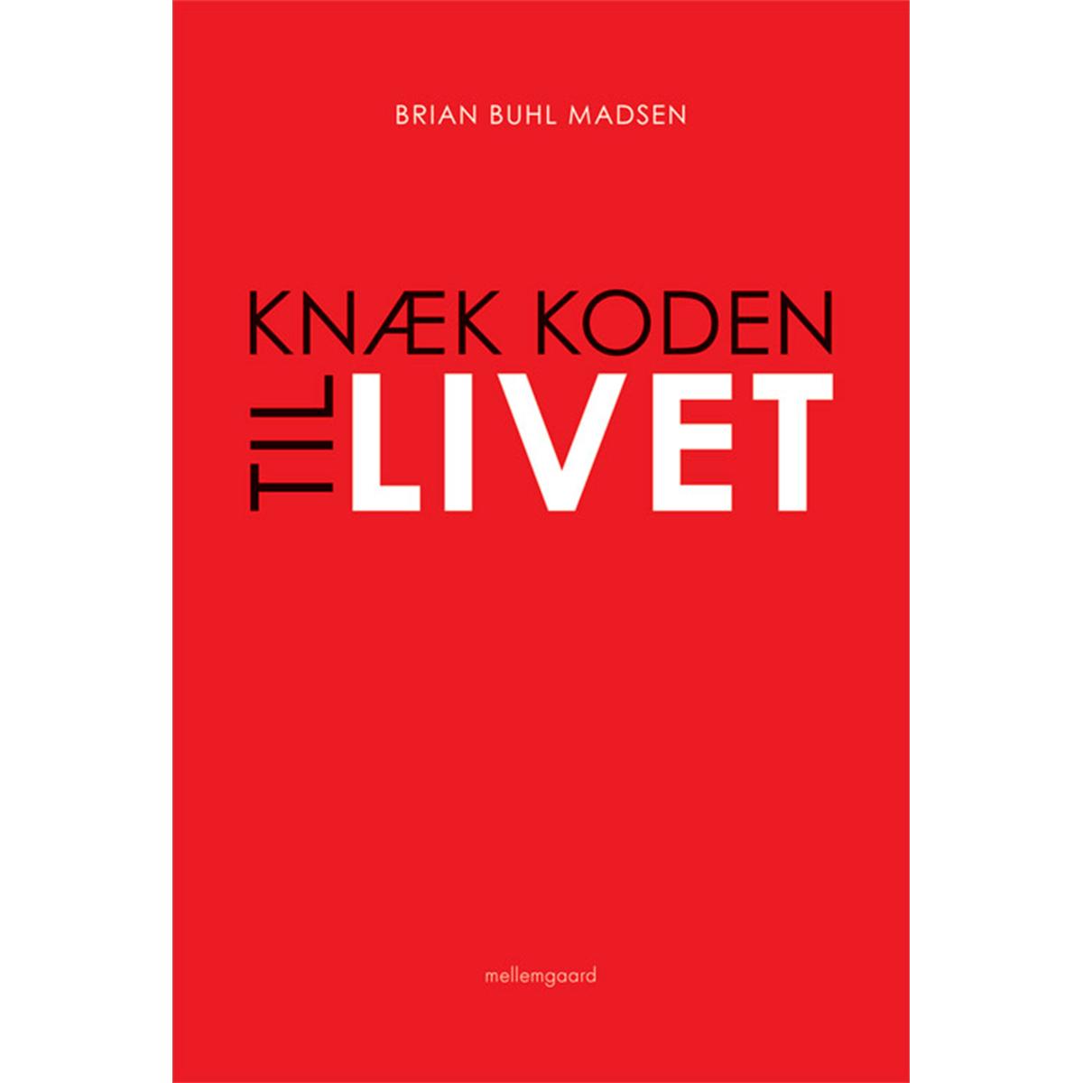 Image of   Knæk koden til livet - Hæftet