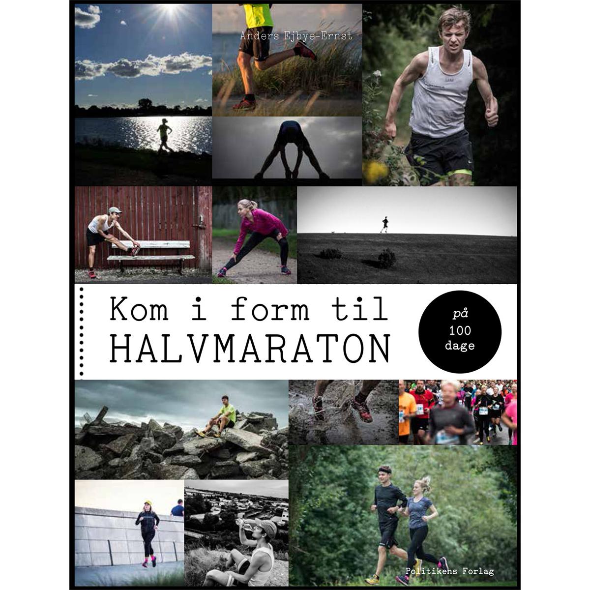 Image of   Kom i form til halvmaraton på 100 dage - Hæftet