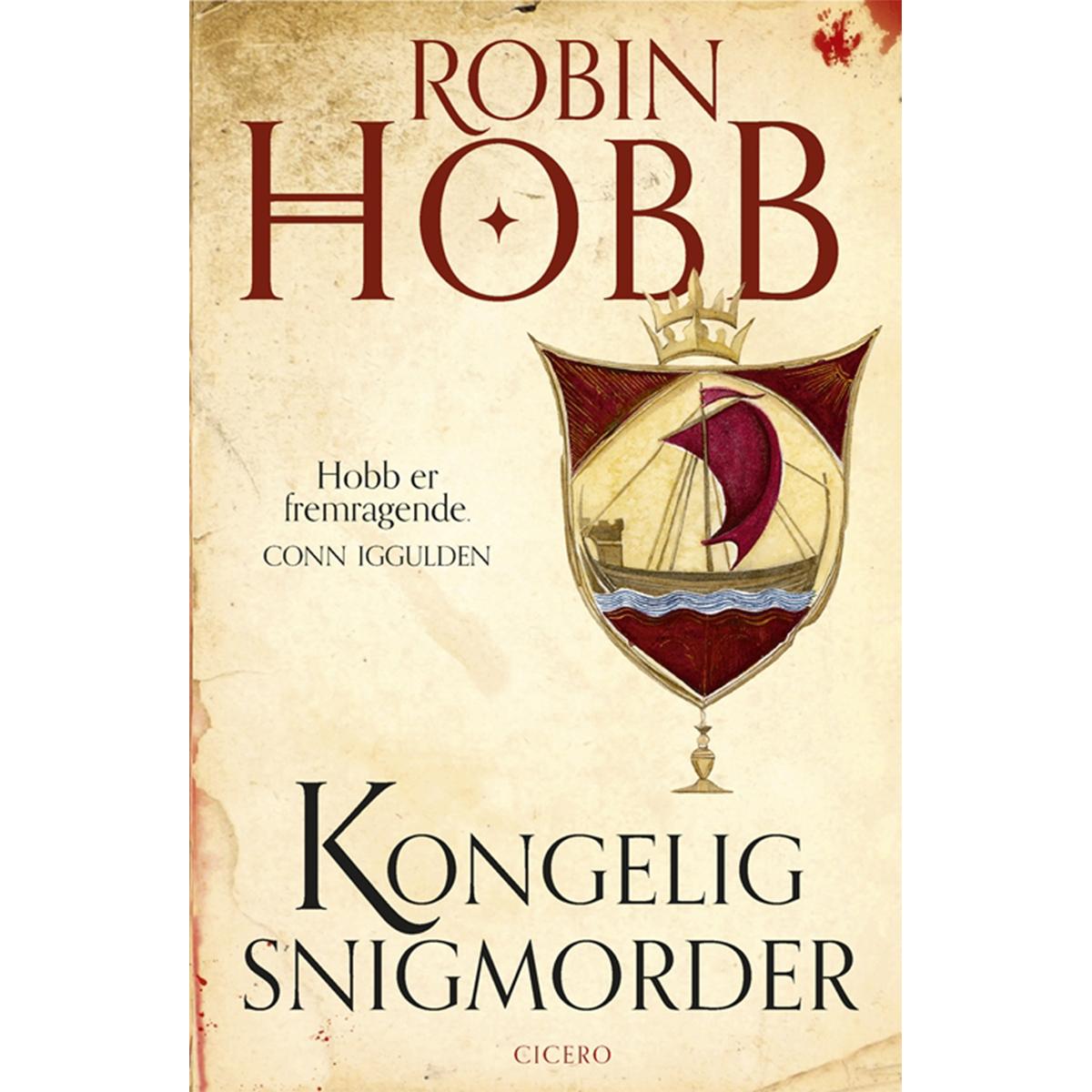 Image of   Kongelig snigmorder - farseer 2 - Indbundet