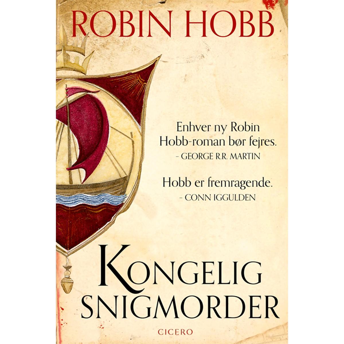 Image of   Kongelig snigmorder - Farseer 2 - Paperback