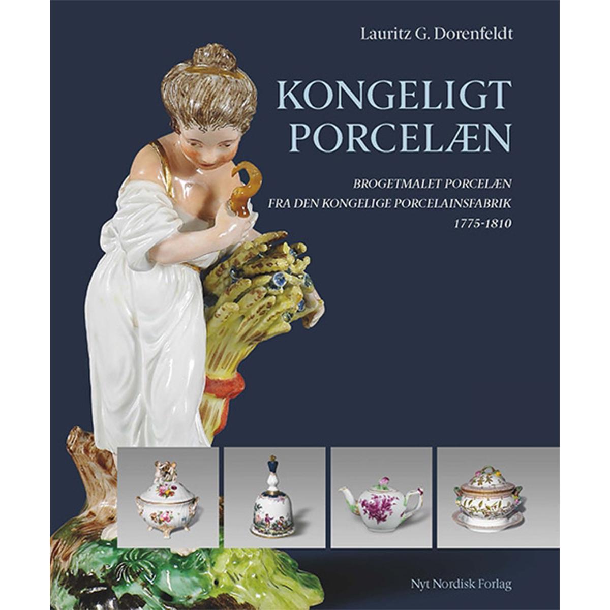 Image of   Kongeligt porcelæn - Indbundet