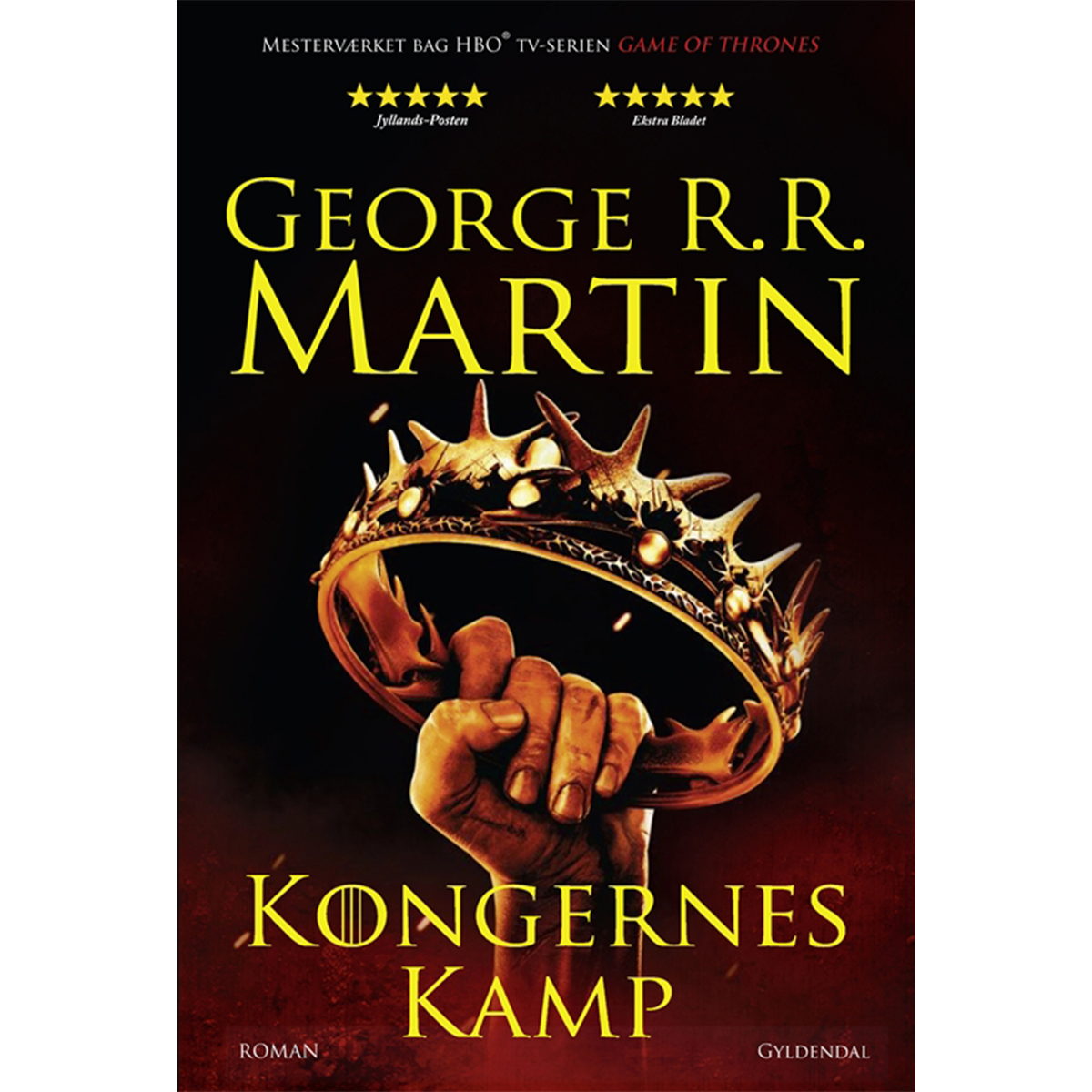 Image of   Kongernes kamp - Game of Thrones 2 - Paperback