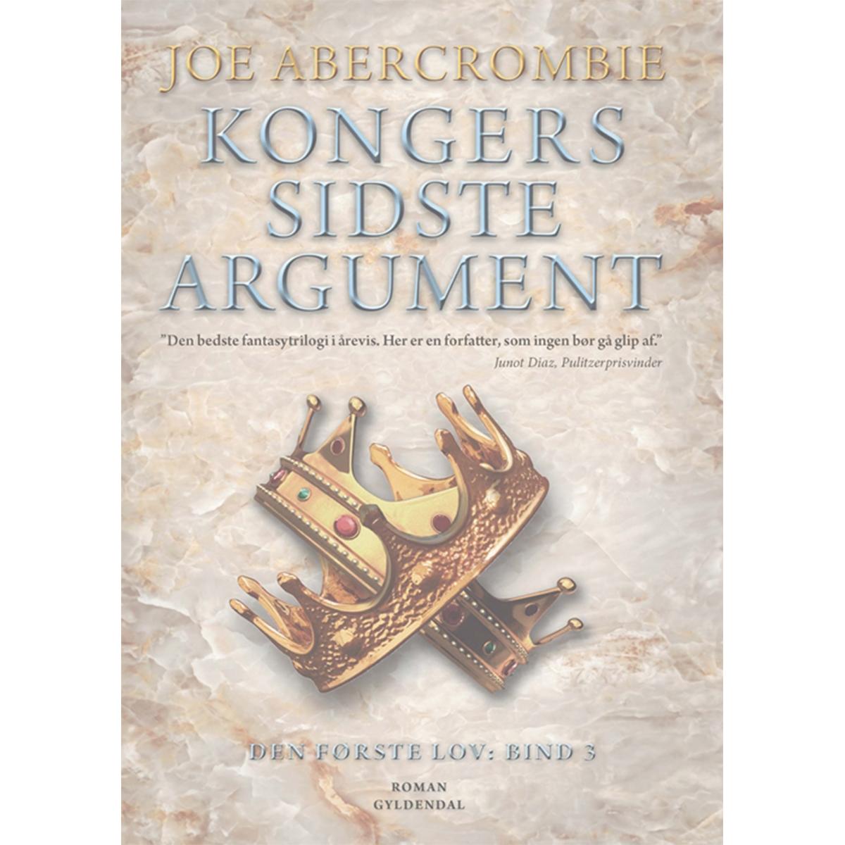Image of   Kongers sidste argument - Indbundet