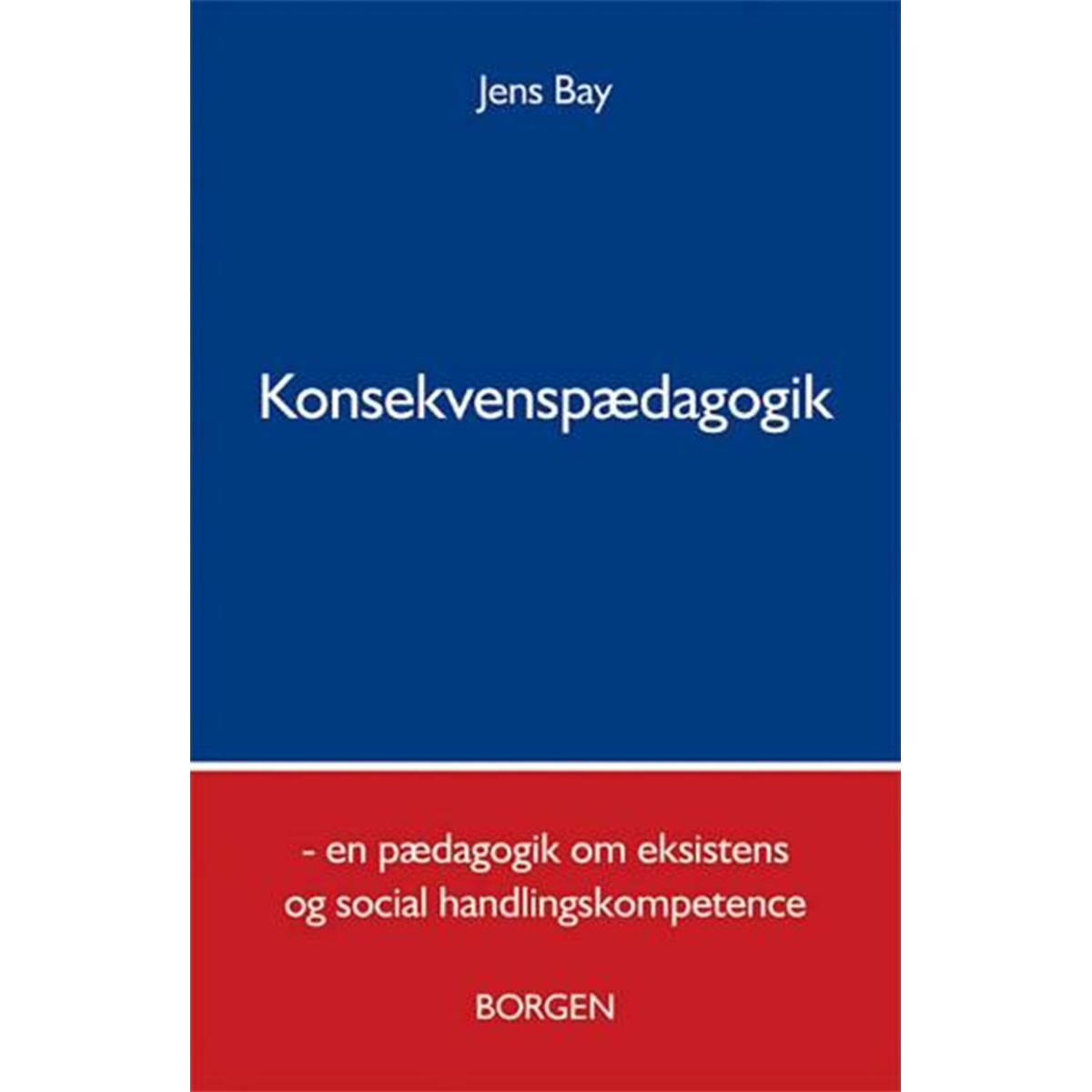 Image of   Konsekvenspædagogik - Hæftet