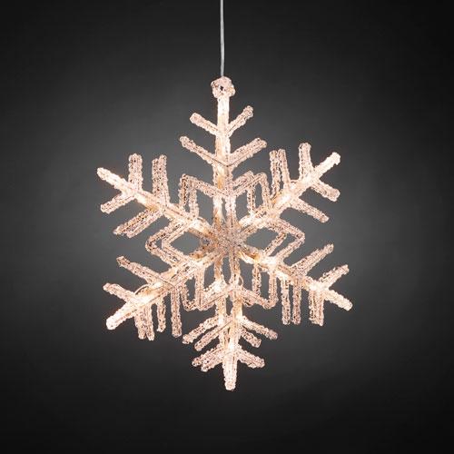 Konstsmide LED snefnug