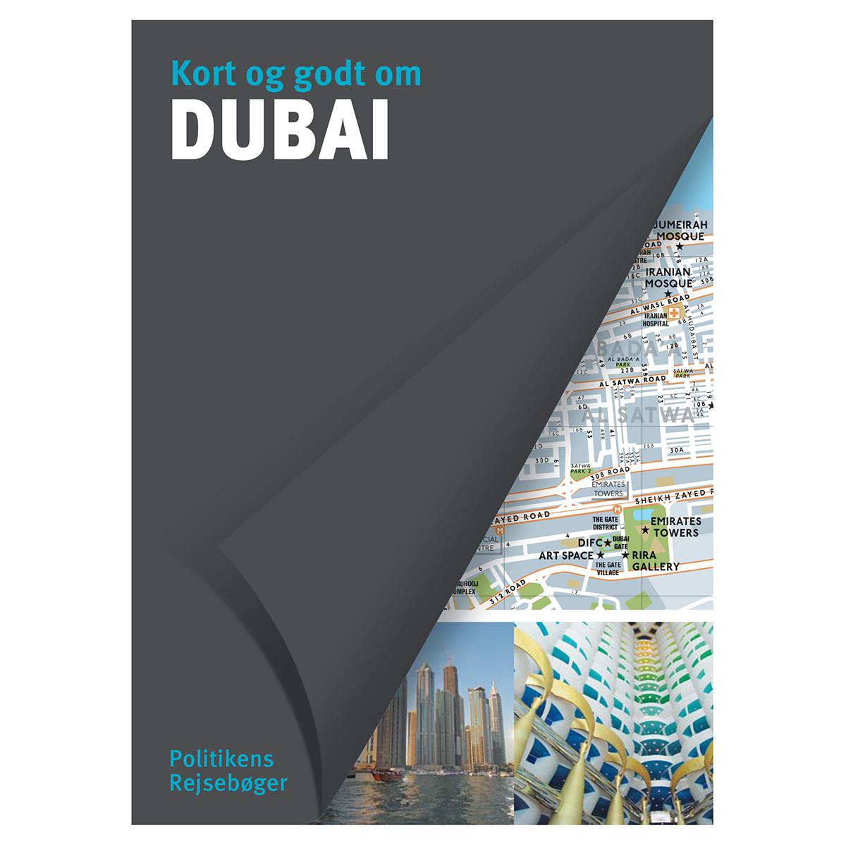 Image of   Kort og godt om Dubai - Hæftet