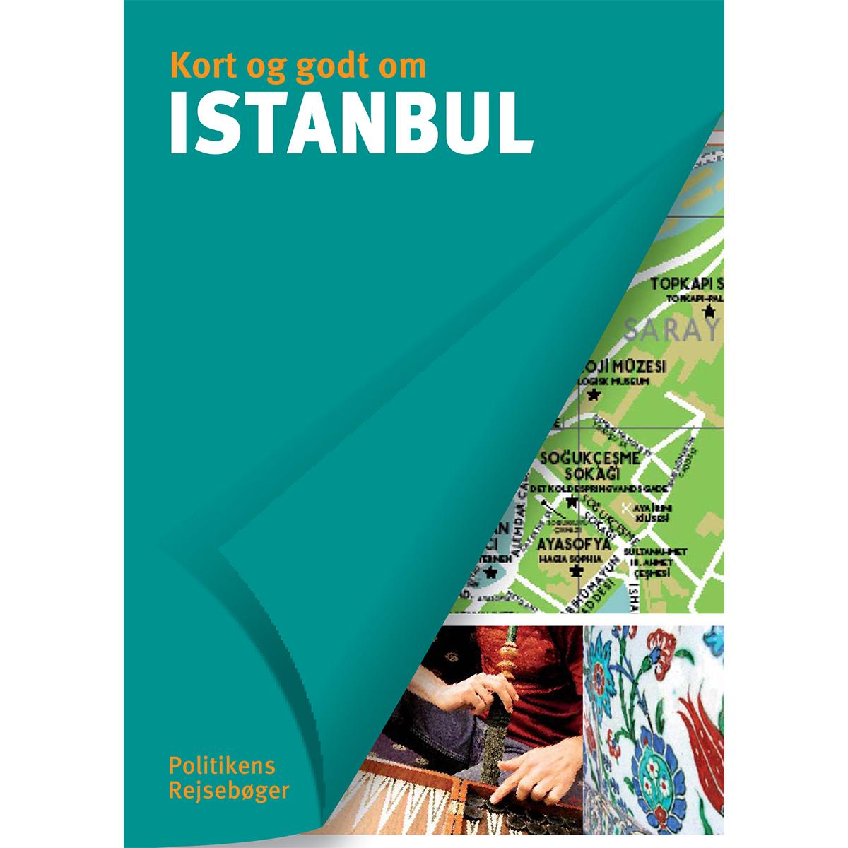 Image of   Kort og godt om Istanbul - Hæftet