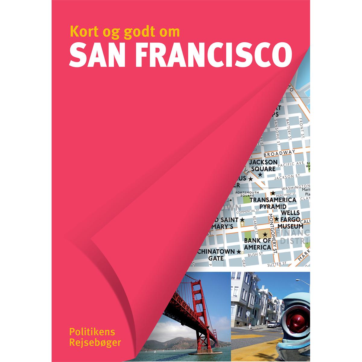 Image of   Kort og godt om San Francisco - Hæftet