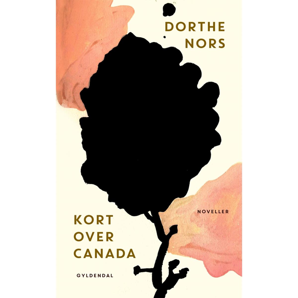 Image of   Kort over Canada - Indbundet