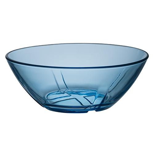 Kosta Boda dyb tallerken - Bruk - Blå