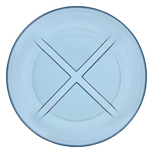 Kosta Boda frokosttallerken - Bruk - Blå