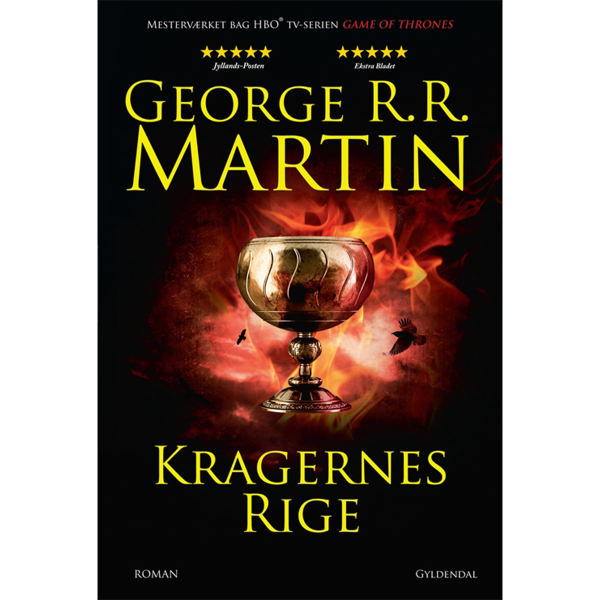 Image of   Kragernes rige - Game of Thrones 4 - Paperback